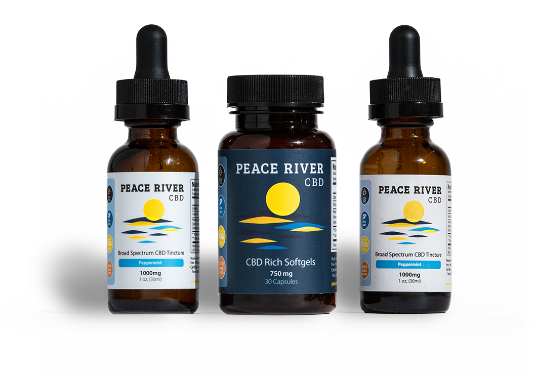 Peace River affordable CBD products