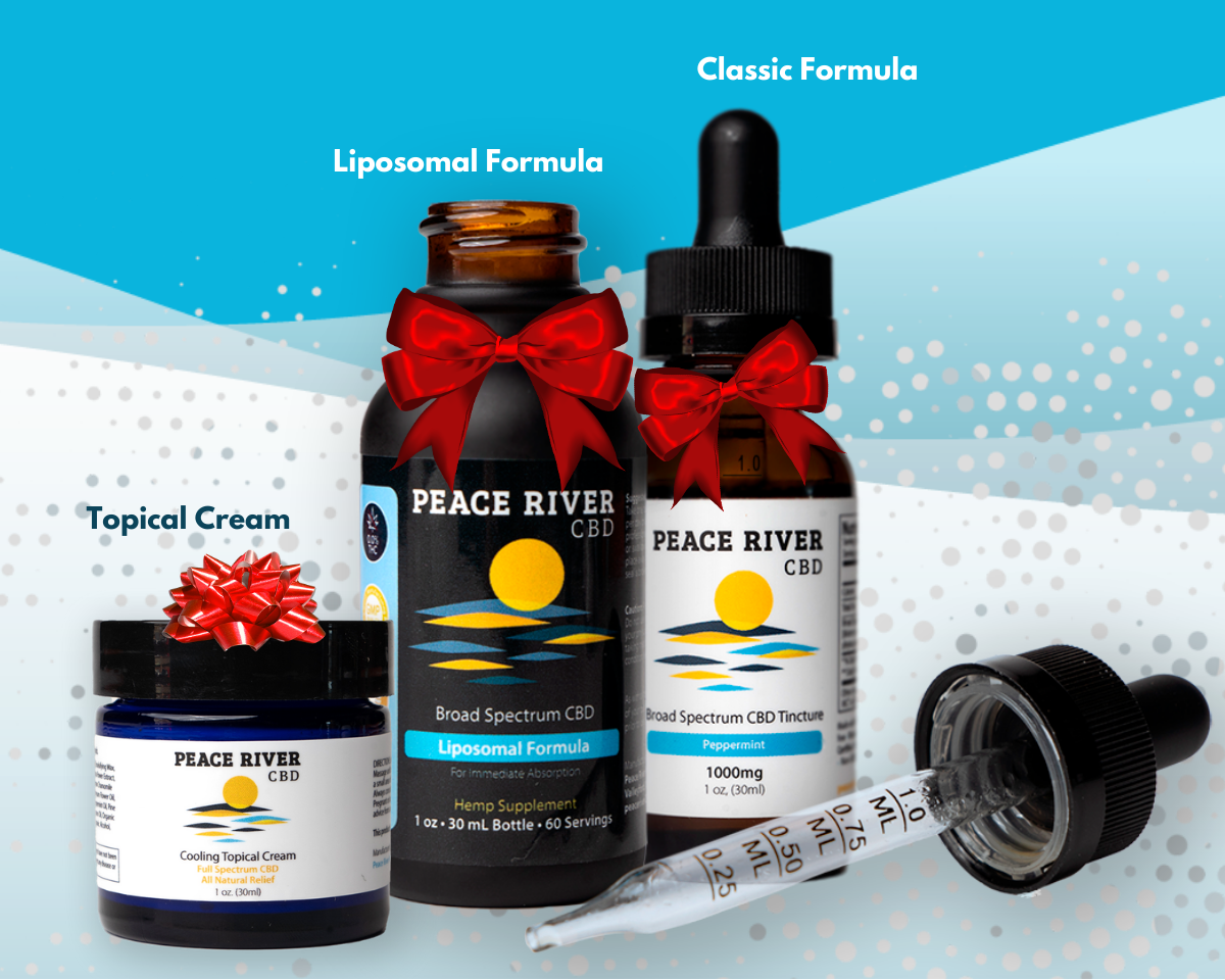 Gift CBD for the holidays