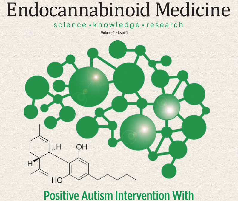 Positive Autism Intervention With Cannabidiol: A Case Study | American Journal of Endocannabinoid Medicine